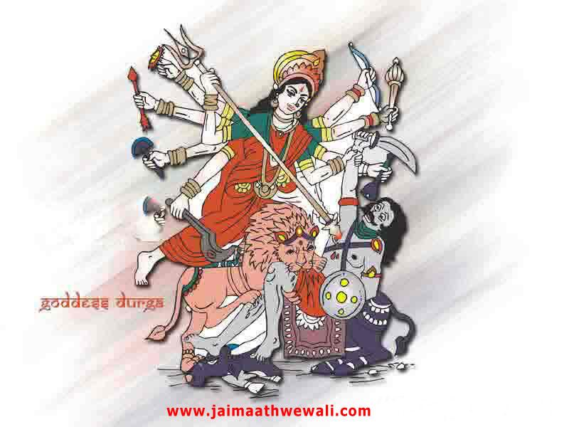 Jai Maa Thawewali – Jai Mata Di | Bloggers unite