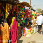 prashad shop near maa thawewali temple