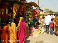 prashad shop near maa thawewali temple