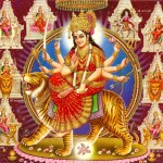 Nine forms of Maa Durga