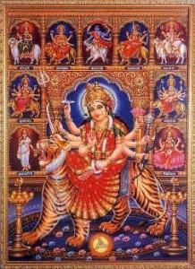 Godess Navadurga